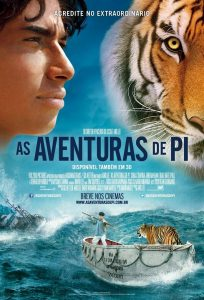 as aventuras de pi, filmes