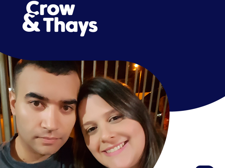 #DeuPar: Thays e Crow <3